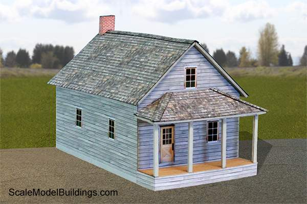 photograph regarding Ho Scale Buildings Free Printable Plans identified as Cardstock Constructions for Design and style Railroads and Dioramas